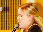 Solistka na klarinetu Eva Zore