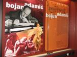 """Razstava """"Bojan Adamič"""", avtor Metka Dariš, Kintoteka"""