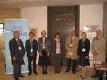 Alenka Adamič s predavatelji