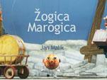 Predstava Žogica Marogica