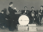Pešl, Gunzek, Golob, Hubad in Adamič, 1939 do 1940