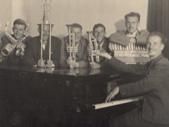 Orkester Ronny, leta 1930