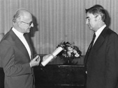 B. Adamič in D. Veble