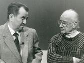 Bojan Adamič in Hajrudin Krvavac