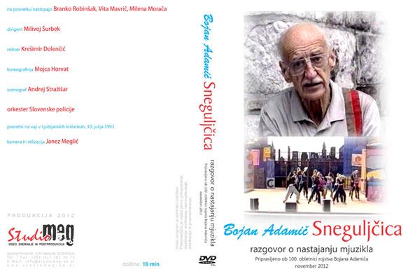 """Bojan Adamič: """"Sneguljčica"""" – razgovor o nastajanju mjuzikla"""