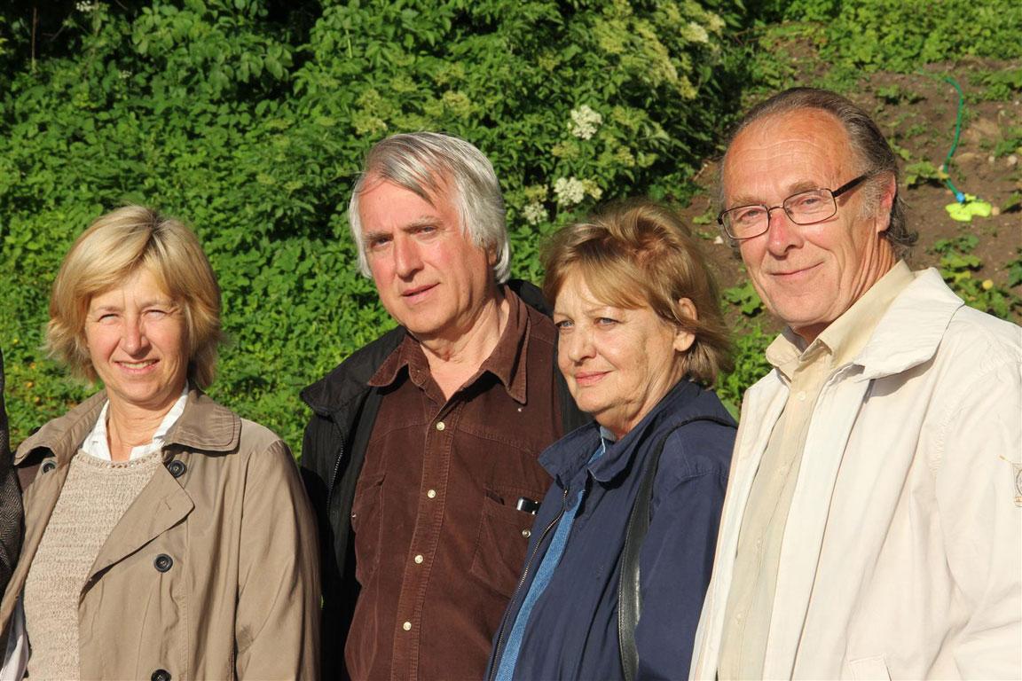 Zahvala Janezu Megliču pri ohranjanju kulturne dediščine Bojana Adamiča